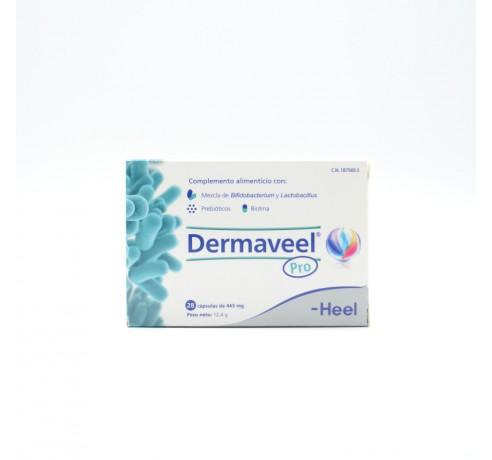 DERMAVEEL PRO 28 CAPSULAS Parafarmacia