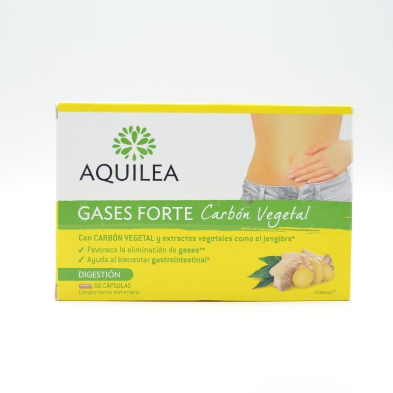 AQUILEA GASES FORTE 60 CAPS Parafarmacia