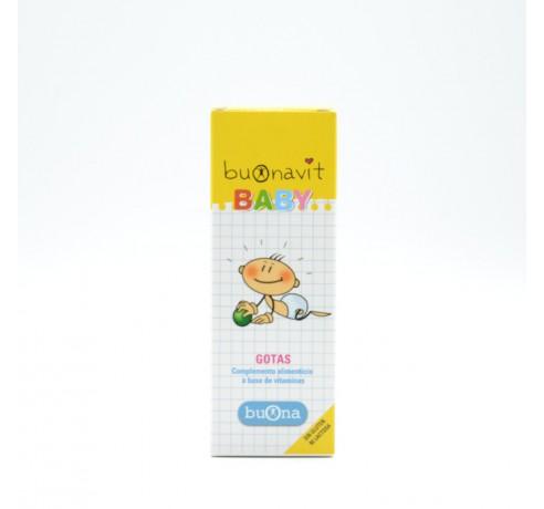 BUONAVIT BABY GOTAS 20 ML Parafarmacia