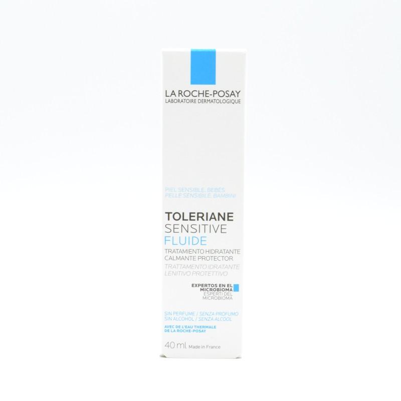 TOLERIANE SENSITIVE FLUIDO 40 ML. Parafarmacia