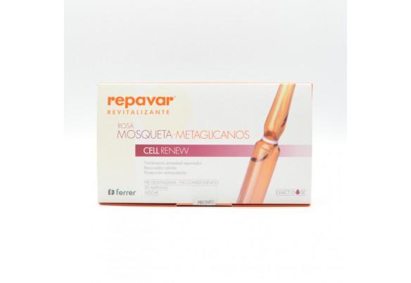 REPAVAR REVITALIZANTE AMPOLLAS CELLRENEW 30 AMP Parafarmacia