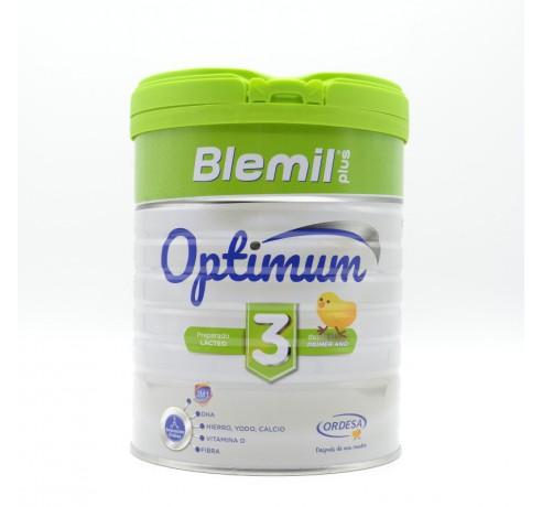 BLEMIL PLUS OPTIMUM 3 800 GR Cuidado del bebé