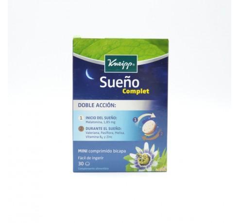 KNEIPP SUEÑO COMPLET 30 COMP Parafarmacia