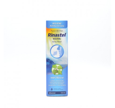 RINASTEL XILITOL SPRAY NASAL 100 ML Parafarmacia