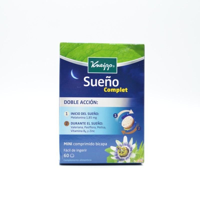 KNEIPP SUEÑO COMPLET 60 COMP Parafarmacia