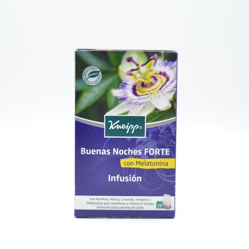 KNEIPP BUENAS NOCHES FORTE INFUSION 20 U Parafarmacia