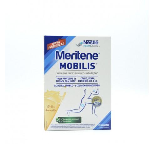MERITENE MOBILIS VAINILLA 20 SOBRES Parafarmacia