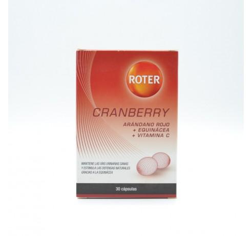 ROTER CRANBERRY 30 CAPS Parafarmacia