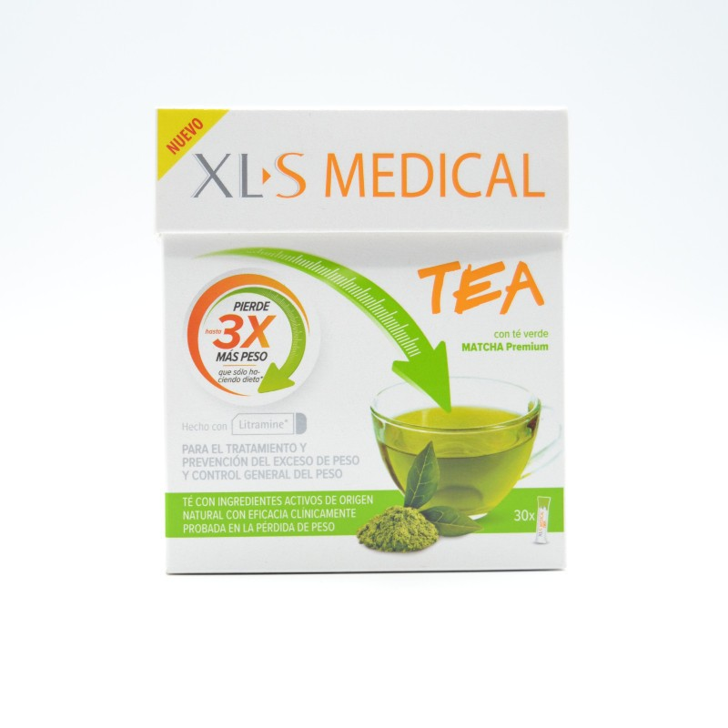 XLS MEDICAL TEA 30 SOBRES Parafarmacia