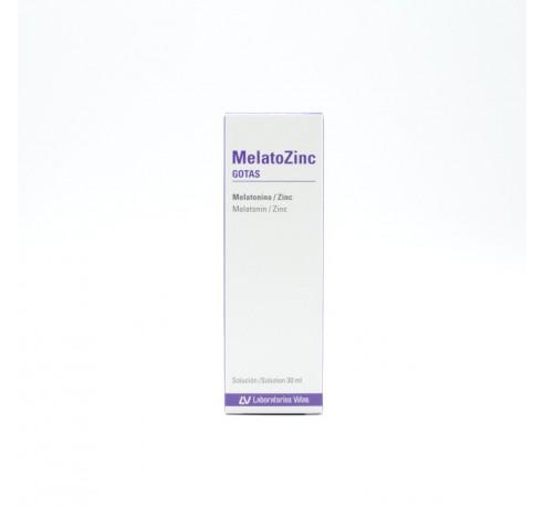 MELATOZINC GOTAS 30 ML Parafarmacia