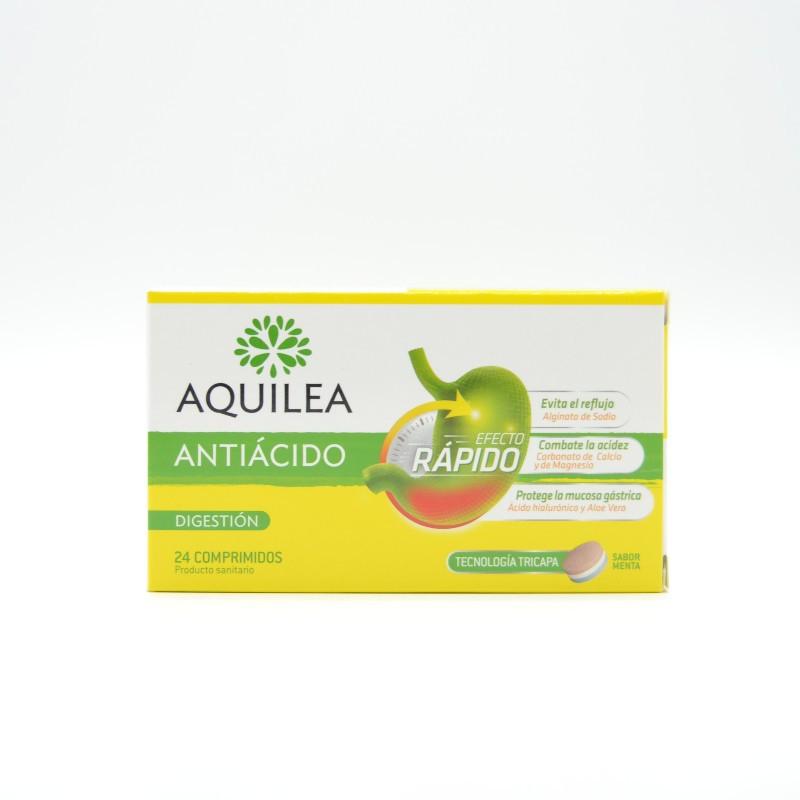 AQUILEA ANTIACIDO 24 COMPRIMIDOS Parafarmacia