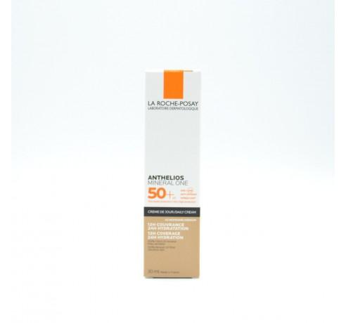 ANTHELIOS MINERAL ONE 50+ CREMA MEDIUM 30 ML Parafarmacia