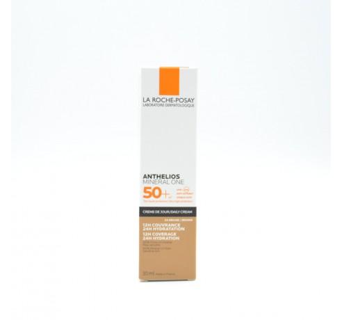 ANTHELIOS MINERAL ONE 50+ CREMA BRUNE 30 ML Parafarmacia