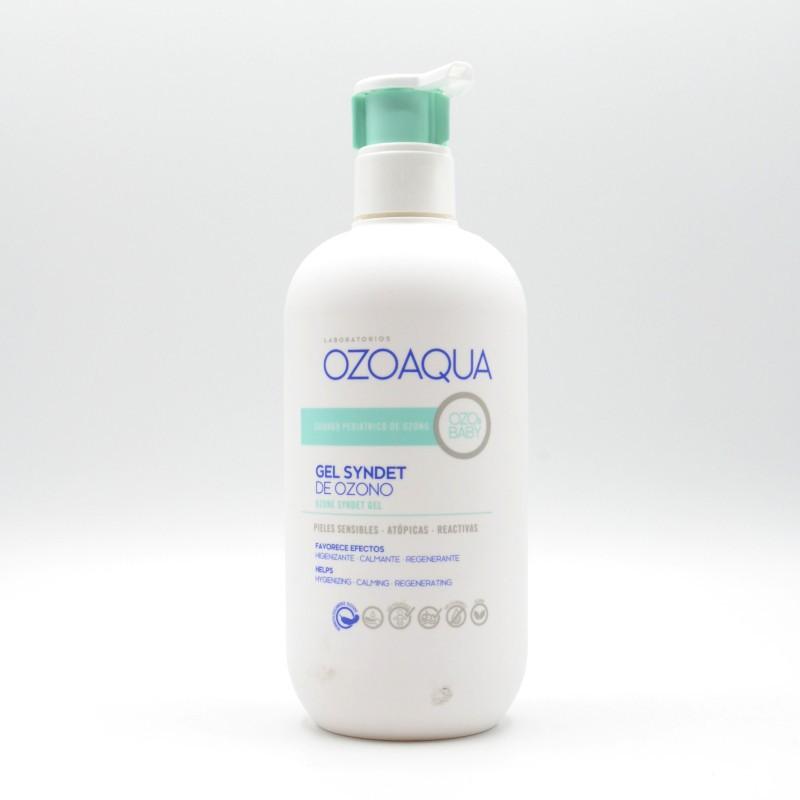 OZOBABY GEL SYNDET DE OZONO 500 ML Parafarmacia