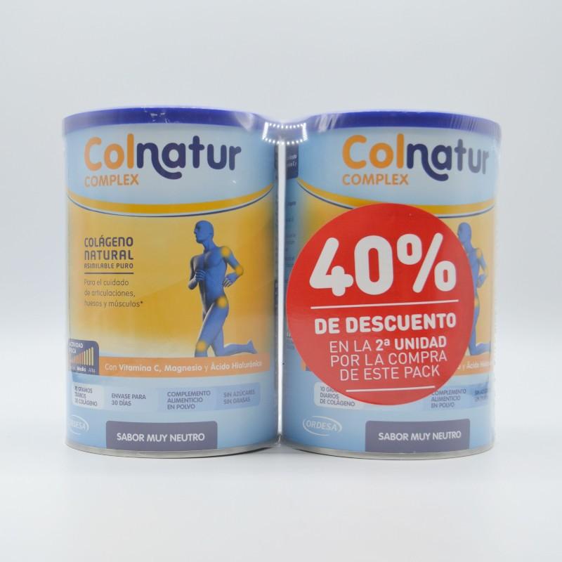 COLNATUR COMPLEX NEUTRO DUPLO 2%UD AL 40%DTO 330 Parafarmacia