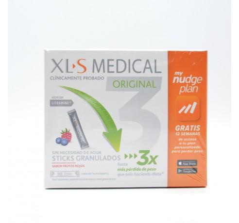 XLS ORIGINAL NUDGE 90 STICKS Parafarmacia