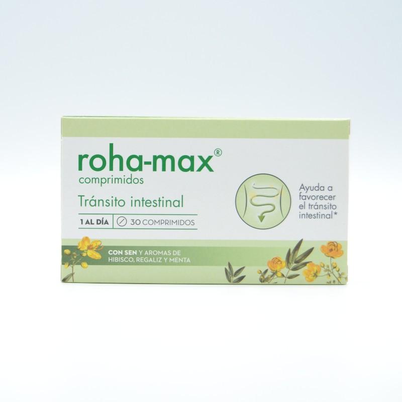 ROHA MAX 30 COMPRIMIDOS Parafarmacia