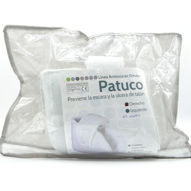 PATUCO ANTIESCARA DERECHO ORTOTEX REF.731 Parafarmacia