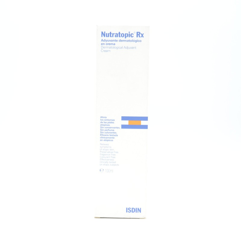 NUTRATOPIC RX CREMA 100 ML Parafarmacia