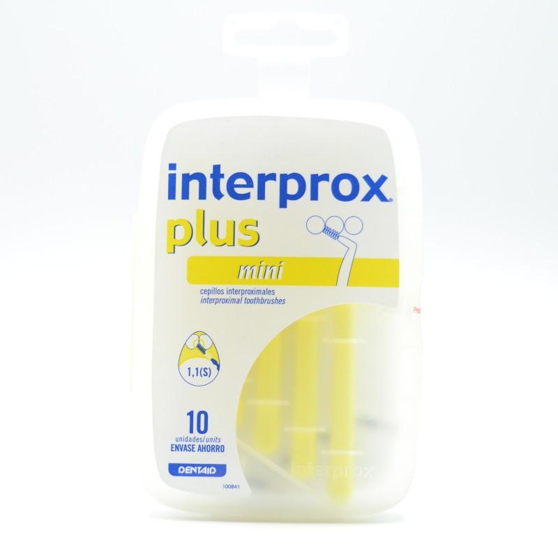 INTERPROX PLUS 2G MINI 10 U. Parafarmacia