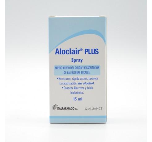 ALOCLAIR PLUS SPRAY 15 ML Parafarmacia