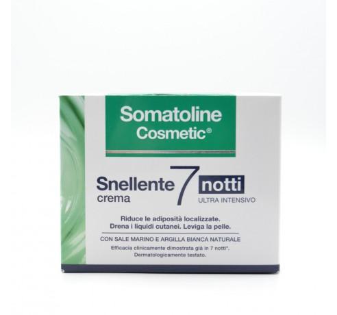 SOMATOLINE INTENSIVO NOCHE 7 450 ML Parafarmacia