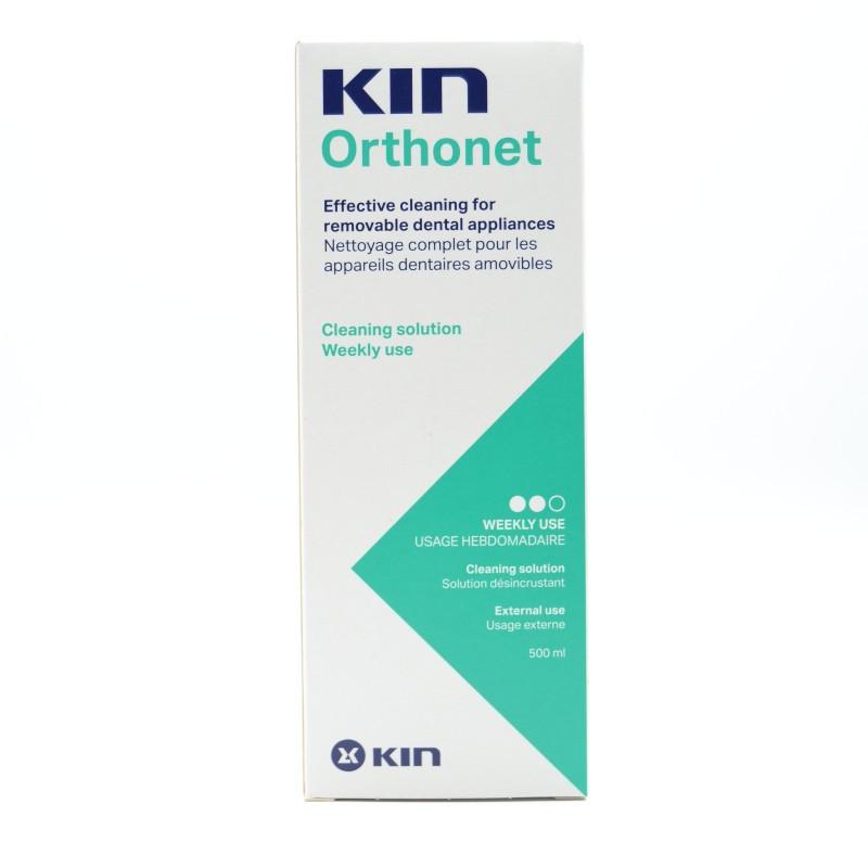 KIN ORTHONET DESINCRUSTANTE SEMANAL LIMPIEZA PRO Parafarmacia