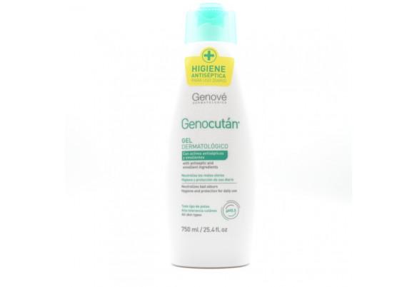 GENOCUTAN GEL HIGIENE ANTISEPTICA 750 ML Parafarmacia
