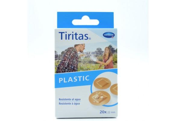TIRITAS PLASTIC REDONDAS 20U HARTMANN Parafarmacia