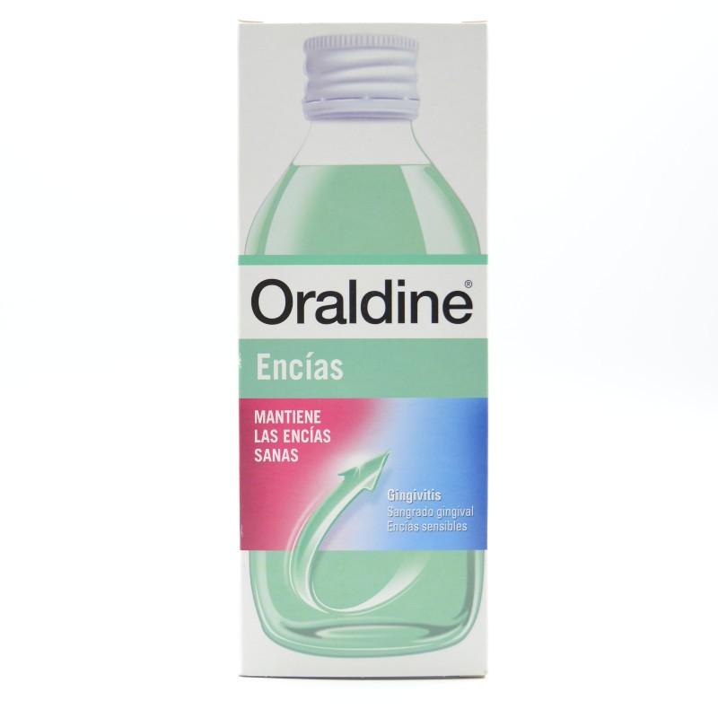 ORALDINE ENCIAS 400 ML Parafarmacia