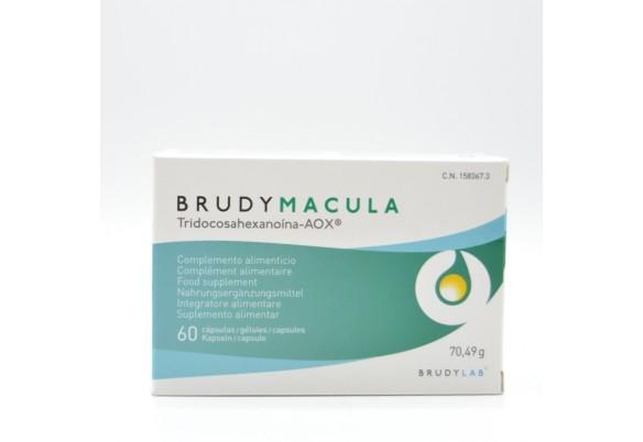 BRUDY MACULA 60 CAPS Parafarmacia