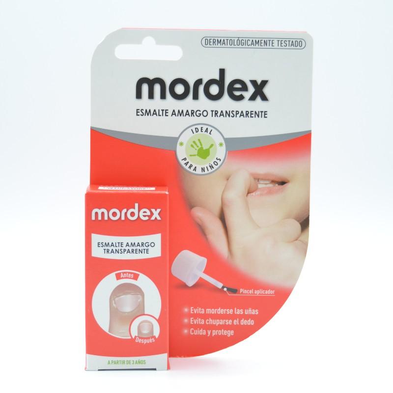 MORDEX SOLUCION 10 ML NIÑOS Parafarmacia
