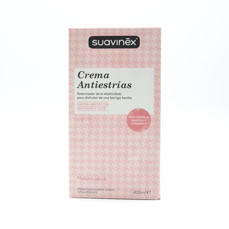 SUAVINEX CREMA ANTIESTRIAS 400 ML Parafarmacia