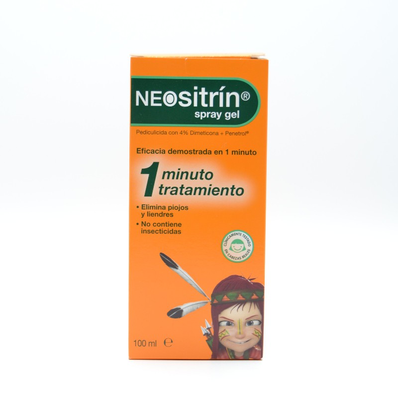 NEOSITRIN SPRAY GEL LIQUIDO 100 ML Parafarmacia