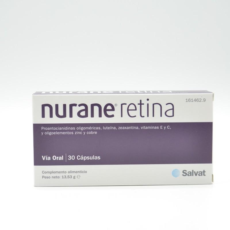 NURANE RETINA 30 CAPS Parafarmacia