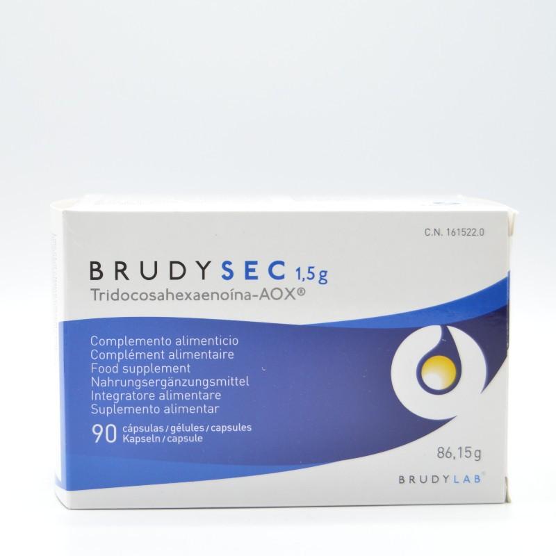 BRUDY SEC 1,5G 90 CAPSULAS Parafarmacia