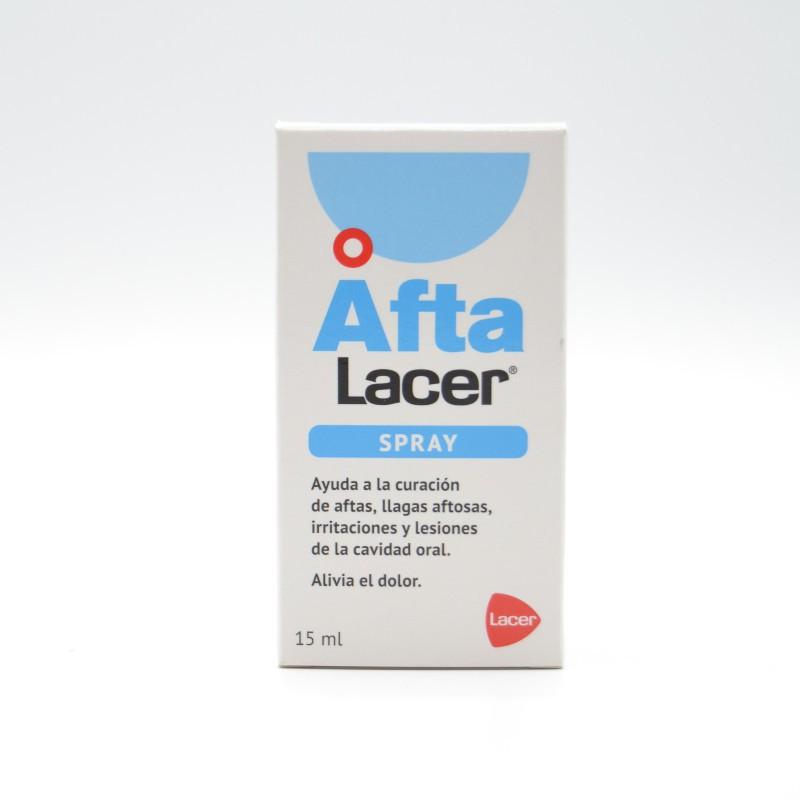 AFTA LACER SPRAY 15 ML Parafarmacia