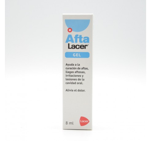 AFTA LACER GEL 8 ML Parafarmacia