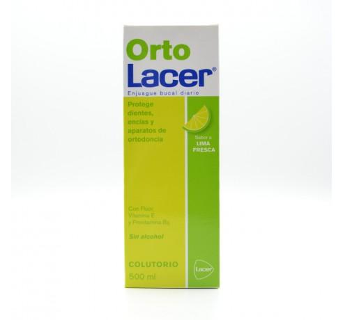 ORTOLACER COLUTORIO LIMA FRESCA 500 ML Parafarmacia