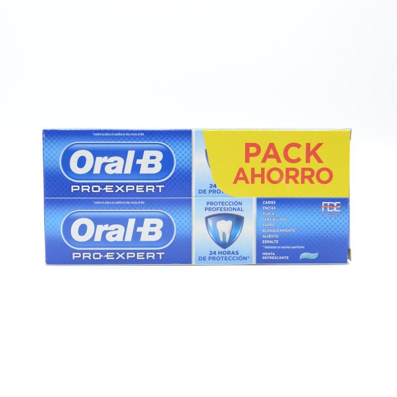 ORAL-B PRO-EXPERT PROFESIONAL DUPLO 2X100 ML Parafarmacia