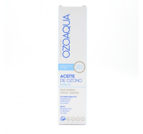 OZOAQUA ACEITE DE OZONO 100 ML Parafarmacia