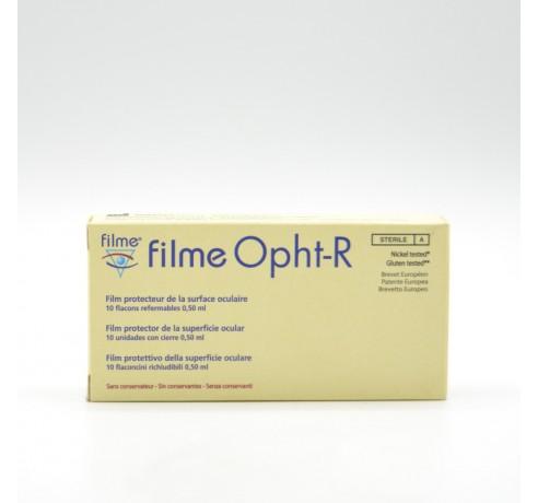 FILME OPHT-R ESTERIL GOTAS OCULARES 0.5 ML 10 MO Parafarmacia