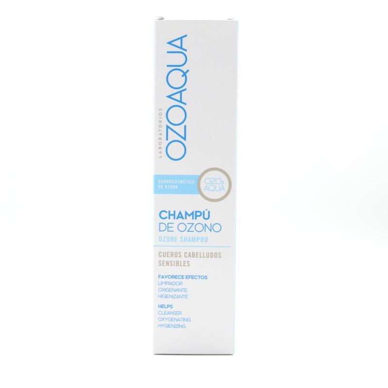 OZOAQUA CHAMPU DE OZONO 250 ML Parafarmacia
