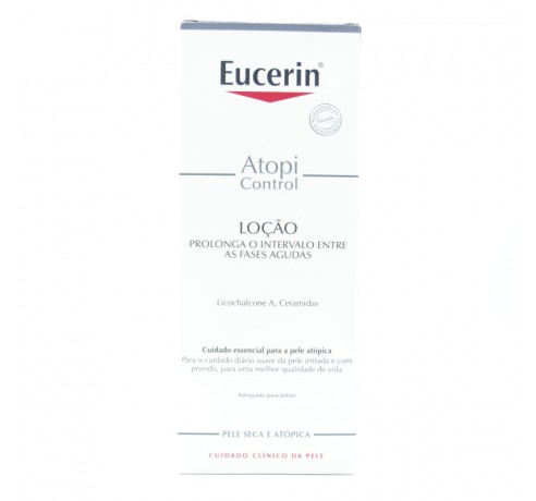 EUCERIN ATOPIC CONTROL LOCION 400 ML Parafarmacia