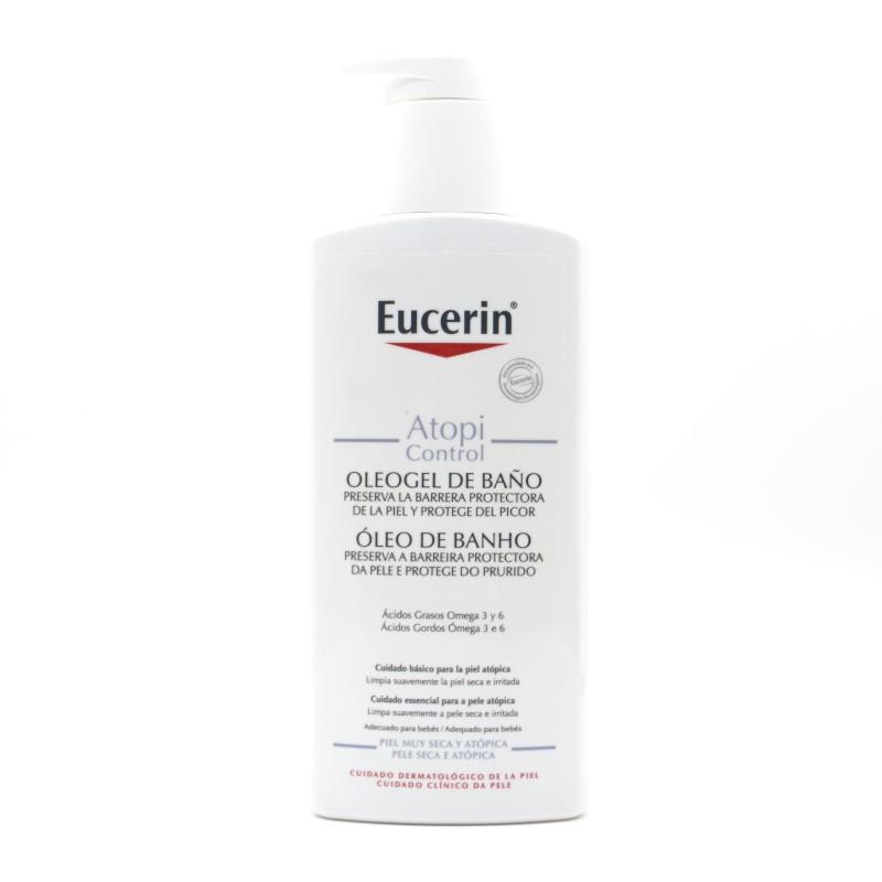 EUCERIN ATOPIC CONTROL OLEOGEL DE DUCHA 400 ML Parafarmacia