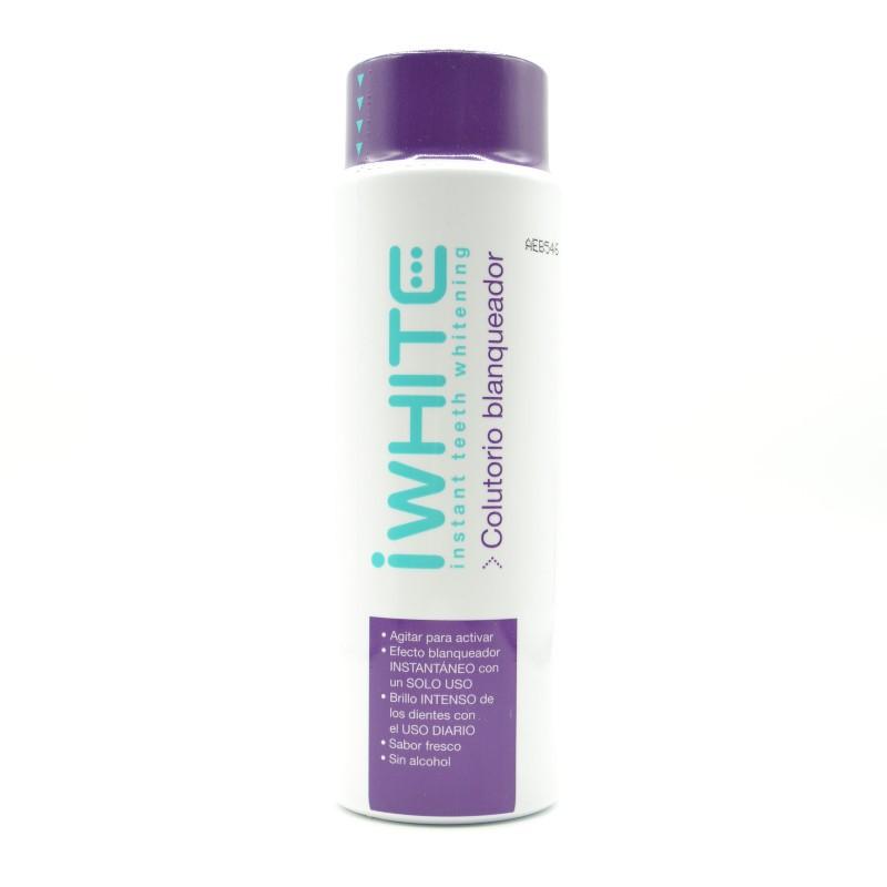 I-WHITE COLUTORIO BLANQUEADOR 500 ML Parafarmacia