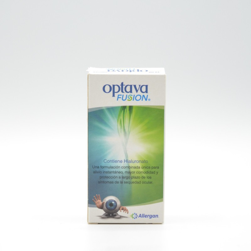 OPTAVA FUSION OJO SECO 10 ML Parafarmacia