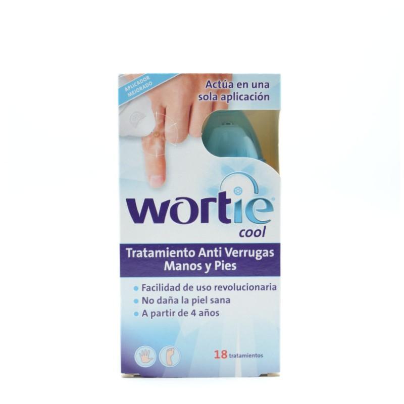 WORTIE TRATAMIENTO ANTI VERRUGAS 50 ML Parafarmacia