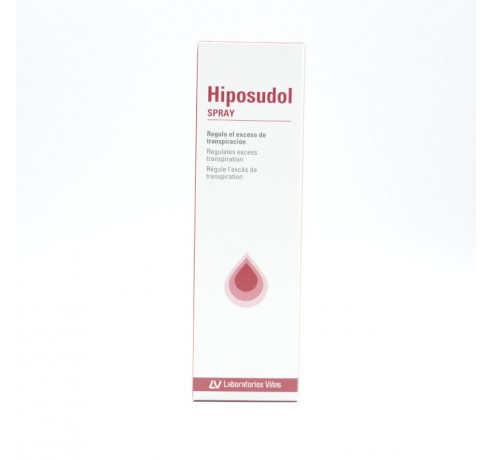 HIPOSUDOL SPRAY 100 ML. Parafarmacia