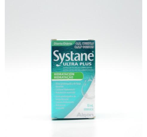 SYSTANE ULTRA PLUS HIDRATACION 10 ML Parafarmacia